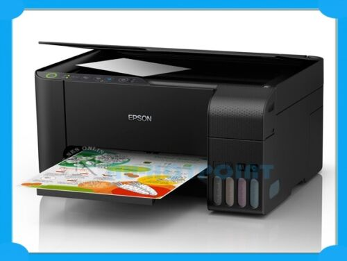 Epson Expression EcoTank ET-2710 3in1 Wireless Continuous Ink Tank Printer DEMO