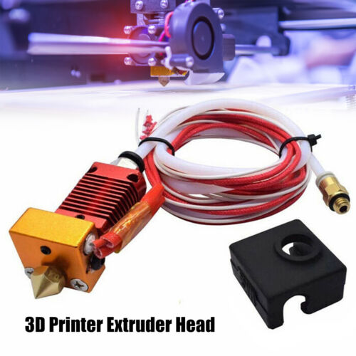 Extruder Heater Hot End Nozzle Kit For Creality Ender 3/3 Pro 3D Printer Parts