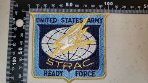 K2417 1960s US Army Unit Patch STRAC Ready Force L3APatches - 104015