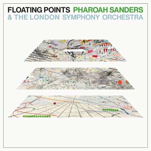 FLOATING POINTS + PHAROAH SANDERS & LONDON SYMPHONY ORCHESTRA Promises CD NEW.cp