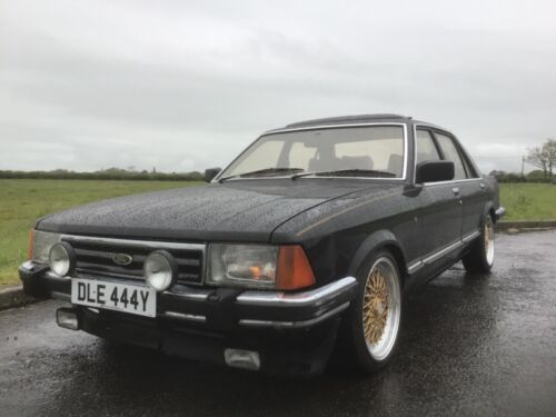 Ford Granada Mk2 2.8i Ghia (1983)  NO RESERVE  <br/> Rare old car.... great investment opportunity....