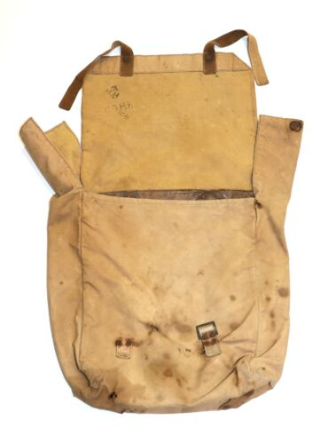 an original 1915 dated, Australian Army Pattern 08 Back Pack1914 - 1918 (WWI) - 13962