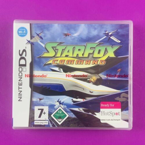 Star Fox Command Sealed - DS - PAL - EUR