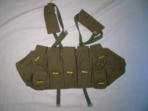 Soviet Russian Army Chest rig type A Afghanistan warOriginal Period Items - 13983