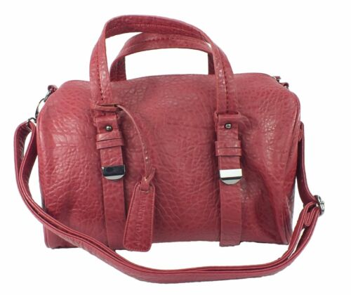 Marco Tozzi Handbag with Handles Bordeaux Red Or Braun 898