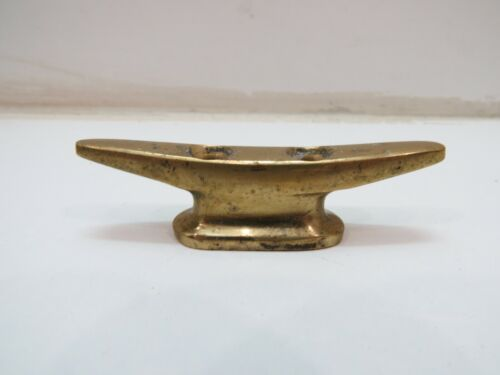 3 inch Long Bronze Boat Cleat Sail (D3A627A)