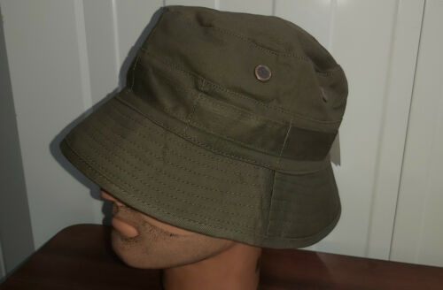 AUSTRALIAN ARMY GIGGLE BUSH HAT  OLIVE GREEN  ADULTS - SIZES M or L  NEW MADEModern, Current - 36066