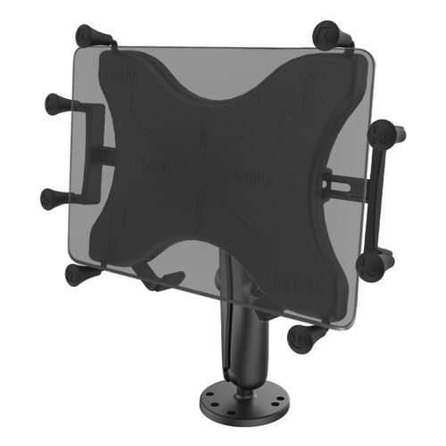 """RAM X-Grip Drill-Down Double Ball Mount for 9""""-10"""" Tablets"""