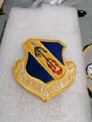 patch armee us usaf 4th TACTICAL FIGHTER WING original
