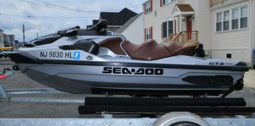 2018 Sea Doo GTX 300 Limited Waverunner Jet Ski Clean Serviced NO RESERVE 137 hr <br/> SeaDoo Very Clean and Reliable Only 137 Hours Low Hours