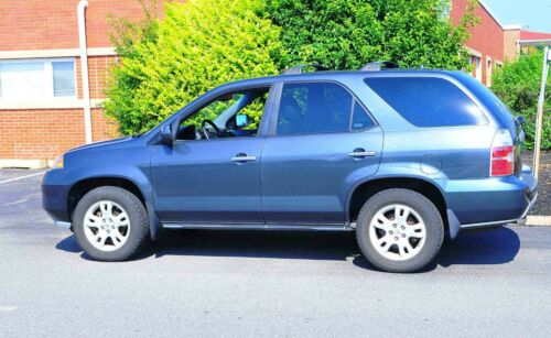 2004 Acura MDX Touring AWD Touring Navi Leather Sunroof Mechanics Special AWD NO RESERVE Loaded Carfax