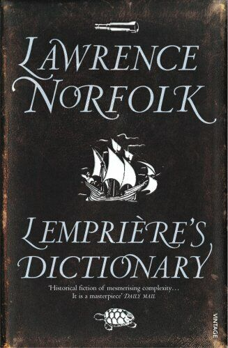 Lempri�re's Dictionary, Norfolk, Lawrence, Used; Good Book