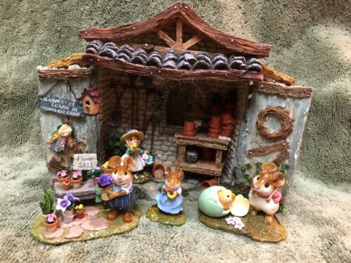 Garden Shed Display  for Wee Forest Folk WFF not Included