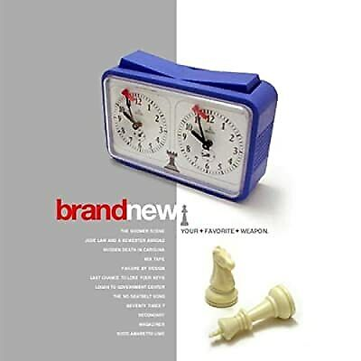 Your Favourite Weapon, Brand New, Used; Good CD