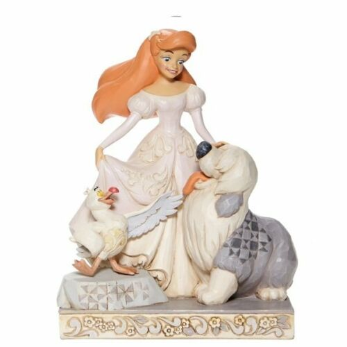 Disney Traditions White Woodland The Little Mermaid - Ariel