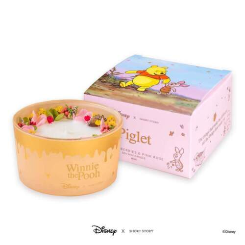 Disney x Short Story Candle Winnie the Pooh - Piglet