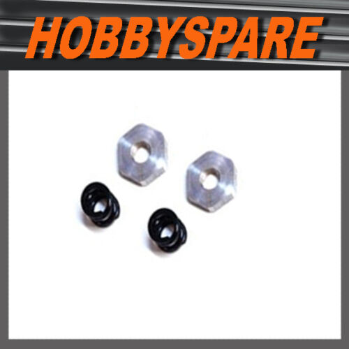 HSP ADJUSTABLE NUT 08017 FOR 1/10 SCALE RC ATOMIC