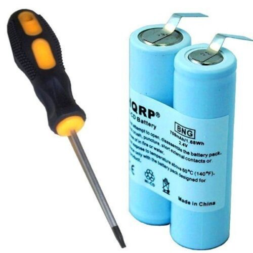 HQRP Battery for Philips Norelco 825RX 905RX 935RX 955RX