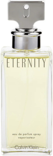 ETERNITY by CALVIN KLEIN women Perfume 3.4 oz edp New tester