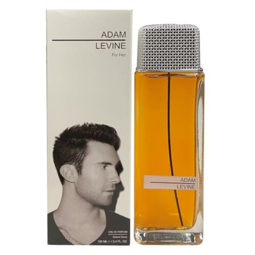 ADAM LEVINE For Her Perfume spray EDP 3.3 / 3.4 oz NEW IN BOX