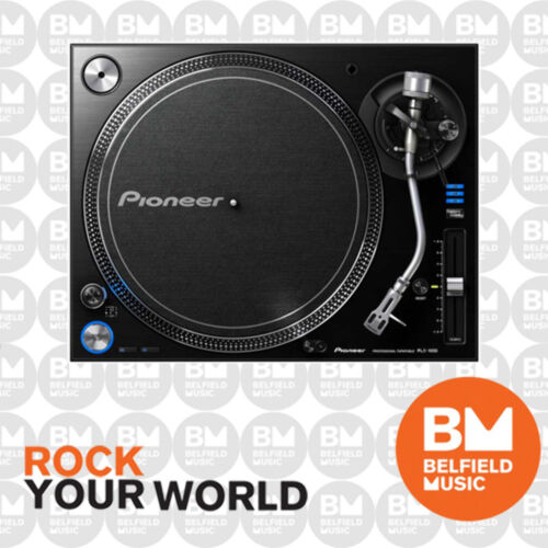 Pioneer PLX1000 Professional DJ Turntable PLX-1000 Turn Table - BNIB - BM