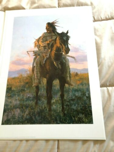"""""""LAST RAYS OF THE SUN"""" LIMITED EDITION PRINT BY HOWARD TERPNING"""