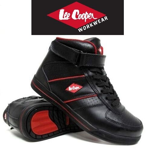 New Mens Lee Cooper Steel Toe Cap Safety Boots Trainers Workwear LC033 UK 6-12 <br/> CLEARANCE WHILE STOCKS LAST RRP £39.95 AMAZING DEAL!!!!