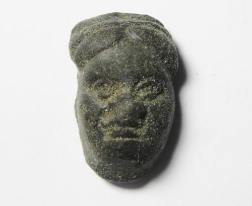 ZURQIEH -MK2244- ANCIENT EGYPT - GREEK, TERRACOTTA OR OTHER TYPE OF COMPOSITE