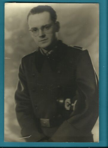 #H16. WWII POSTCARD OF GERMAN SOLDIER1939 - 1945 (WWII) - 13977