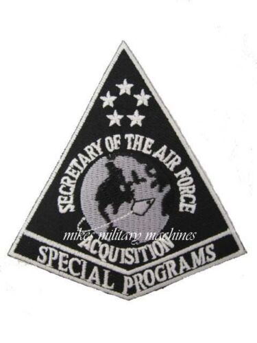 USAF Air Force Area 51 Military Black Ops Directorate Of Special Projects PatchAir Force - 66528