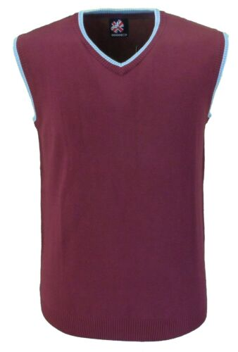 Warrior Burgundy Retro Tank Top Small to 4X Large