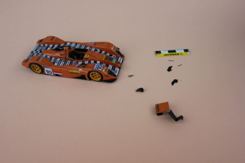 HK Voiture Dome Judd Racing N°10 Le Mans 2005 1/43 Heco Provence miniatures