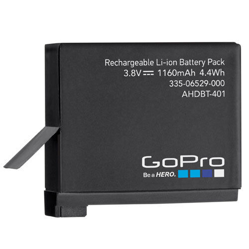 GoPro Hero 4 Rechargeable Battery Brand New Cod Agsbeagle  <br/> Trusted Powerseller Brand New With Shop - Accept COD*