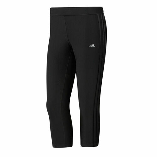 Adidas Climacool Training Core 3S Womens Tight 3/4 Length Trousers Z29644 A2C