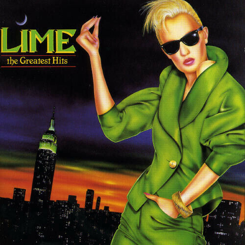 Greatest Hits - Lime (2002, CD NEUF)