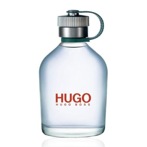 HUGO MAN Hugo Boss men cologne spray EDT 4.2 oz NEW TESTER
