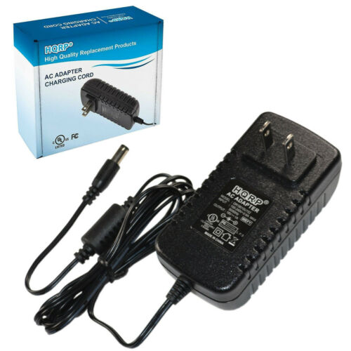 HQRP Replacement AC Adapter Charger for Booster PAC Esa217 ES5000 ESP5500 ES6000