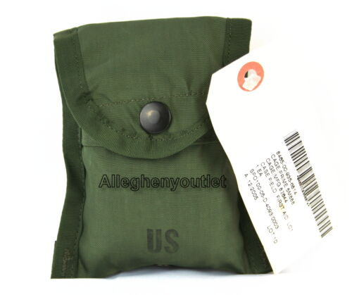 US Military Army First Aid Compass Pouch w/ Alice Clip 8465-00-935-6814 NEWPouches - 70991