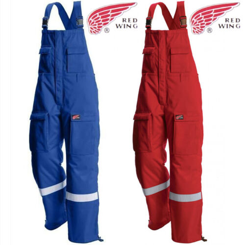 Bib And Brace Overalls Work Dungarees Hi Viz Flame Retardant Welder Mechanic  <br/> RRP £199 VERY HIGH QUALITY EXTREMELY WARM FOR OUTDOORS