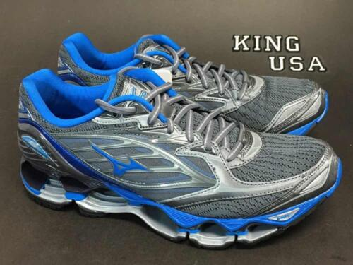 newest 3e4fc b2be6 ... cheap coupon code 9eb6f 3c449 mens mizuno wave prophecy 6 running  athletic shoes griffin director grey