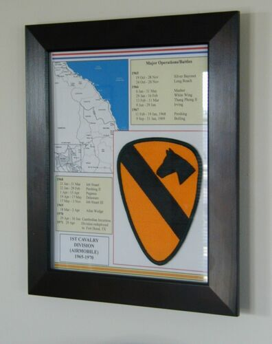 1st Cavalry Division, Vietnam, FramedReproductions - 156445