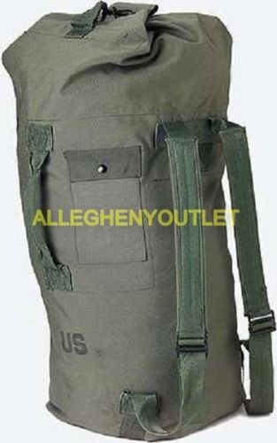 Official US Military Army Navy Surplus Duffle Duffel Bag - New Old Stock