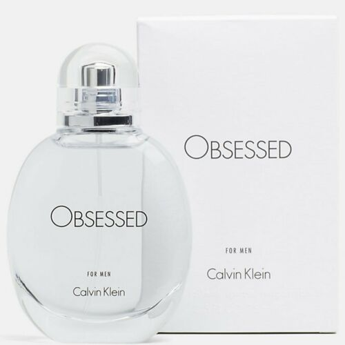 OBSESSED by Calvin Klein cologne for men EDT 4.0 oz New in Box