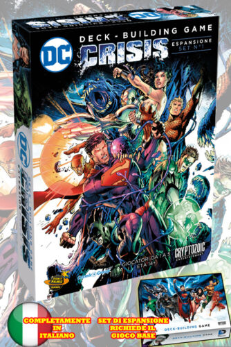 DC Deck Building Game Forager Hero Promo Card Cryptozoic DBG