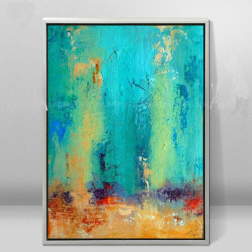 LMOP567 abstract modern large 100% hand painted art oil painting on canvas