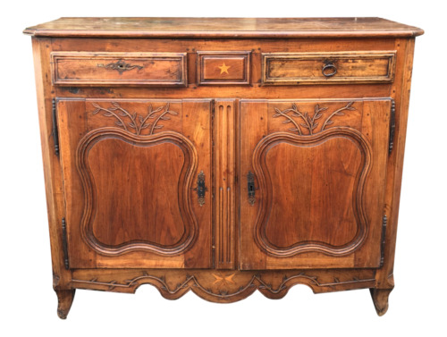Superb Antique 18th Century French Country Buffet or Commode