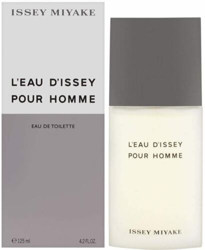 L'EAU D'ISSEY Issey Miyake 4.2 oz for Men Cologne NEW IN BOX