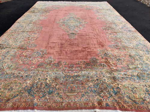 ANTIQUE HIGH KPSI LAVER  RUG 12X19FT