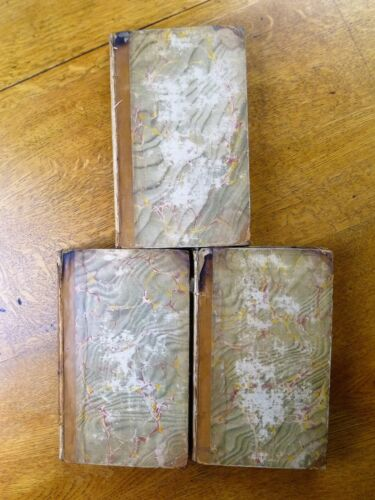 Occasional Discourses on Various Subjects - Richard Munkhouse RARE 3 vol 1805 ed