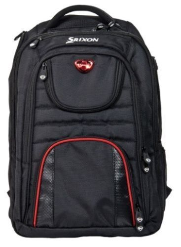 BRAND NEW SRIXON BACKPACK - BLACK - NEW 2017 - BACK PACK The Invitational